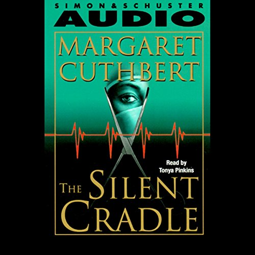 Silent Cradle audiobook cover art
