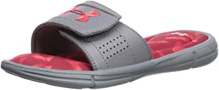 Under Armour Boys' Ignite Impact V Slide Sandal