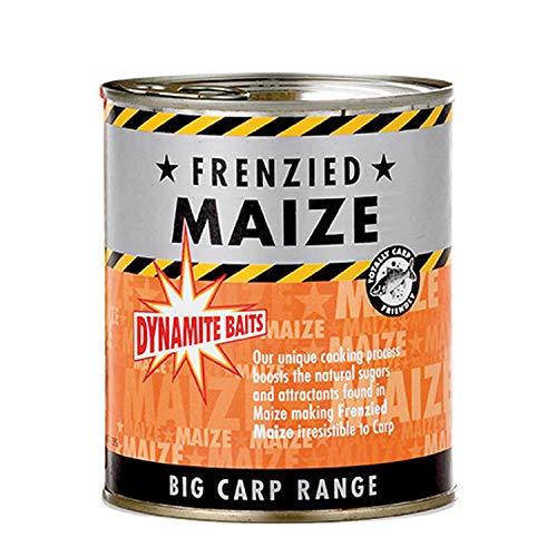 Dynamite Frenzied Maize Fishing Carp Bait, Brown, One Size
