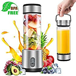 Portable Rechargeable USB Personal Blender