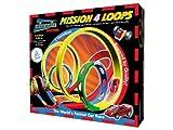 Darda Autorennbahn Mission mit 4 Loopings 6,9m