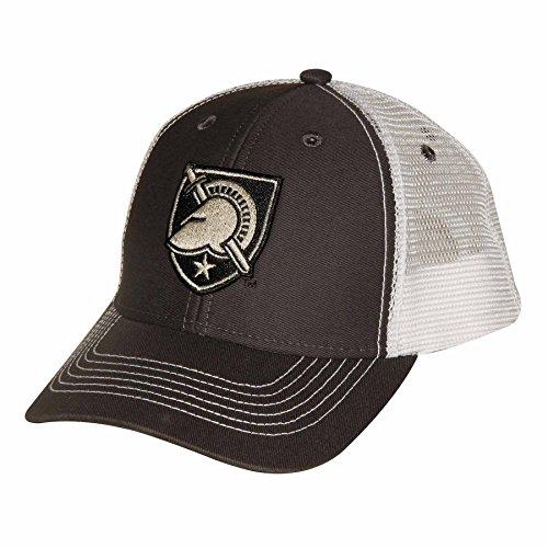NCAA Army Black Knights Adult Unisex Sideline Mesh Cap  Adjustable Size