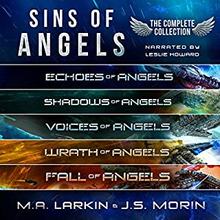 Sins of Angels Complete Collection: Books 1-5                   Auteur(s):                                                                                                                                 M.A. Larkin,                                                                                        J.S. Morin                               Narrateur(s):                                                                                                                                 Leslie Howard                      Durée: 32 h et 6 min     3 évaluations     Au global 4,7