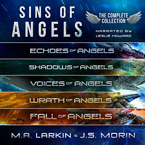 Sins of Angels Complete Collection: Books 1-5 audiobook cover art