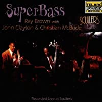 SuperBass (Recorded Live At Scullers) by Brown/Clayton/McBrid (1997-05-27)