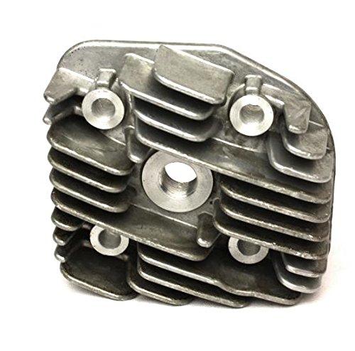 Zylinderkopf 70ccm für liegende Minarelli AC luftgekühlte Motoren Aprilia, Beta, CPI, Malaguti, Rex, Yamaha