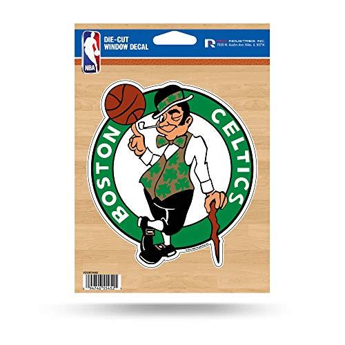 NBA Rico Industries Die Cut Vinyl Decal, Boston Celtics