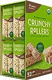 Friendly Grains - Crunchy Rollers - Organic Rice Snacks - Original Brown Rice (16 packs of 2)
