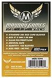 Mayday Games - Buste Protettive, 57.5x89 mm, Confezione da 100 Pezzi
