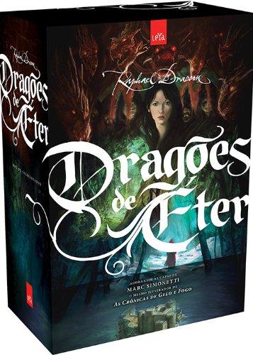 Box Trilogia Dragões de Éter - 3 Volumes