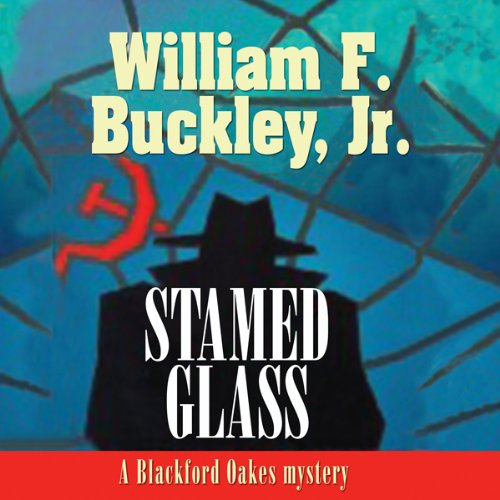 Stained Glass audiobook cover art