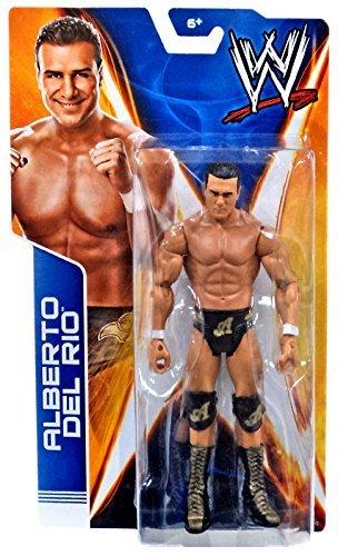 Mattel WWE Wrestling Signature Series Alberto Del Rio Action Figure