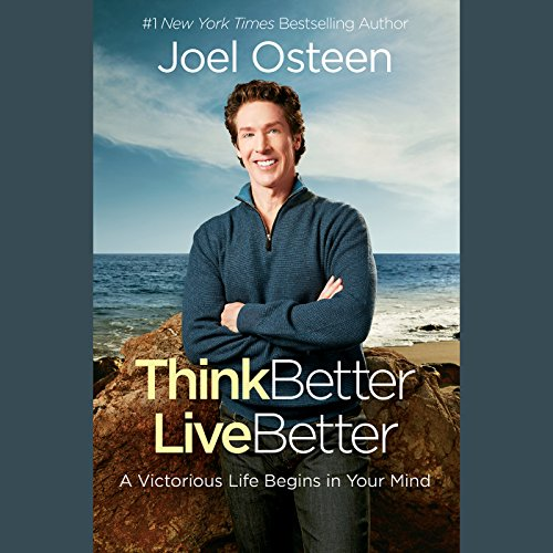 Think Better, Live Better audiobook cover art