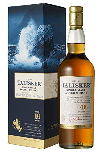 Talisker 18 Jahre Single Malt Scotch Whisky (1 x 0.7 l)