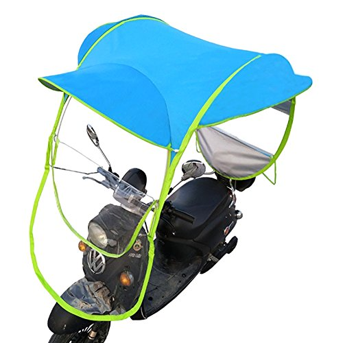 Universal Car Motor Scooter Umbrella Mobility Sun...