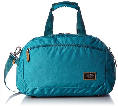 [ソロ・ツーリスト] 軽量ボストンバッグ 旅行バッグ 撥水加工 機内持ち込み キャリーオン HTボストンバッグ 21L 26 cm 0.62kg ブルー