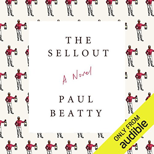 The Sellout Audiobook By Paul Beatty cover art