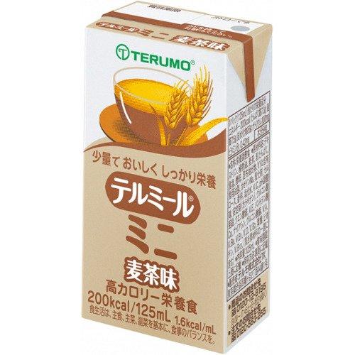 テルモ テルミールミニ 麦茶味 125ml×12本