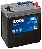 Exide 054Se Eb356 batteria per auto 35 Ah