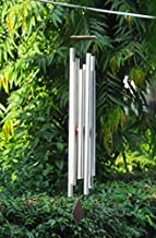 TFS Tuningforkshop Sound Healing Fibonacci Wind Chime Large Free Shipping