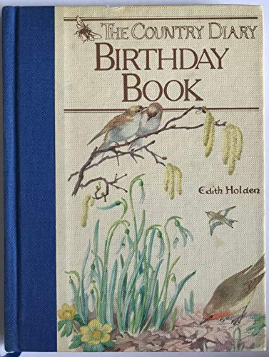 The Country Diary Birthday Book