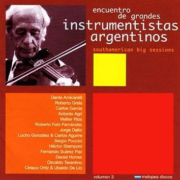 Encuentro de Grandes Instrumentistas Argentinos