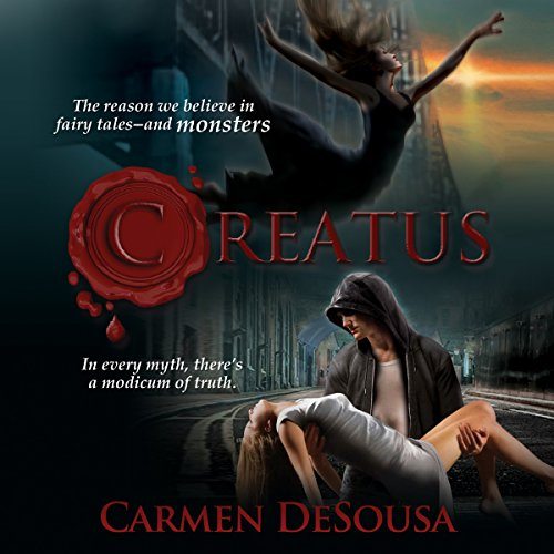 Creatus audiobook cover art