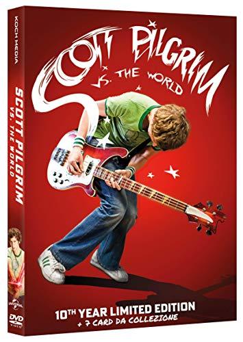 Scott Pilgrim VS. The World - 10th Anniversary Edition (2 DVD + Booklet + 7 Cards)