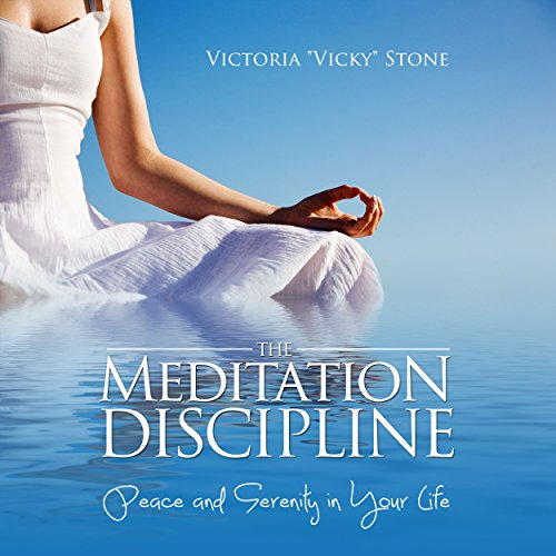 The Meditation Discipline audiobook cover art