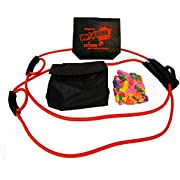 Bam Launcher- 300 Yard 3 Person Water Balloon Launcher SlingshotFree Balloons Included