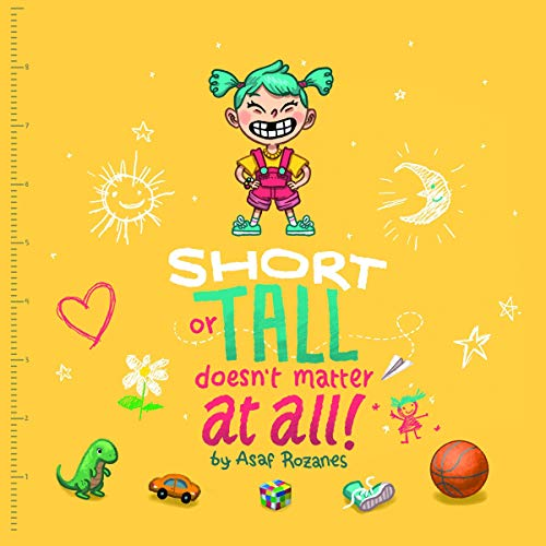 Short or Tall Doesn't Matter at All audiobook cover art