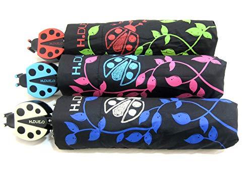 ombrello h.due.o h163 coccinella (coccinella celeste)