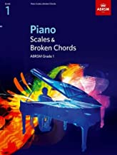 Piano Scales and Broken Chords
