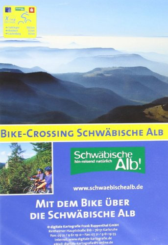 Bike-Crossing Schwäbische Alb: Mit dem Bike über die Schwäbische Alb