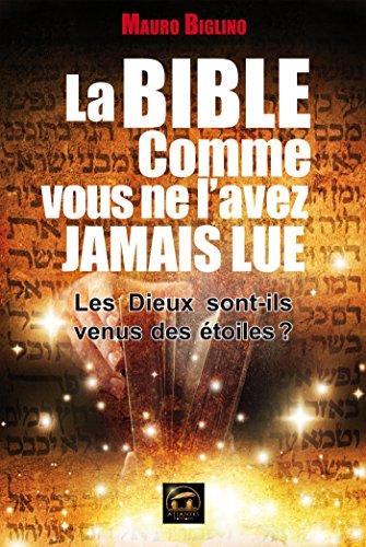 Biblija, kot je še nikoli niste prebrali: So bogovi prišli iz zvezd? (Duhovnost)