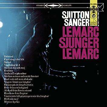 Sjutton sånger - LeMarc sjunger LeMarc