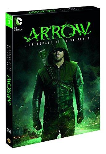 Arrow - Saison 3 - DVD - DC COMICS