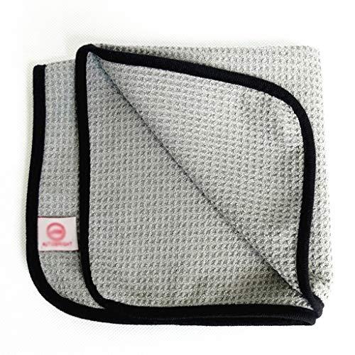 Serviette de Nettoyage pour Voiture Serviette absorbante Serviette de Lavage pour Voiture Serviette en Tissu Absorbant en Verre (Taille : 50 * 70cm)