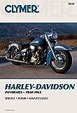 Harley-Davidson Panheads 1948-1965: Service, Repair, Maintenance (Clymer Motorcycle)