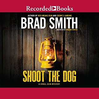 Shoot the Dog audiobook cover art