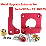 HICTOP Upgraded Replacement Aluminum MK8 Extruder Drive Feed for Creality 3D Printer Ender 3/3Pro CR-10