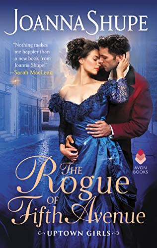 book cover of The Rogue of Fifth Avenue