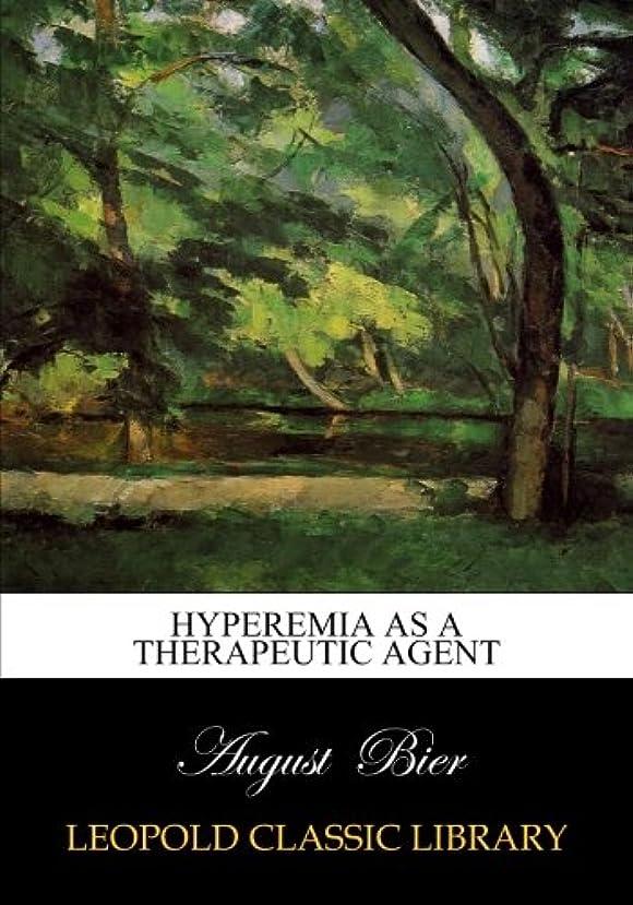 前進半島ドナーHyperemia as a therapeutic agent