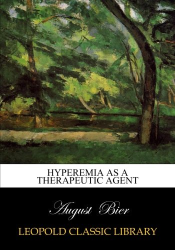 Hyperemia as a therapeutic agent