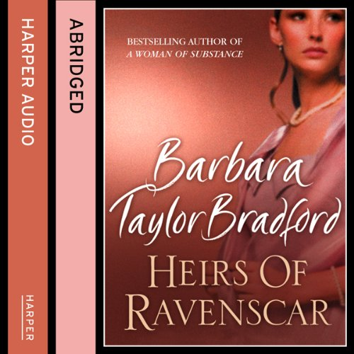 Heirs of Ravenscar audiobook cover art