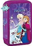 Disney Frozen Eiskönigin Schulranzen Mädchen 1 Klasse Tornister Schulrucksack Schultasche Set 5 Teilig Für Grundschule Super Leicht Unter 1 Kilo - 4