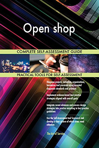 Open shop All-Inclusive Self-Assessment - More than 700 Success Criteria, Instant Visual Insights, Comprehensive Spreadsheet Dashboard, Auto-Prioritized for Quick Results