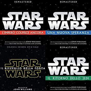 La saga di Star Wars