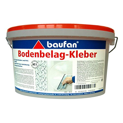 Baufan Bodenbelag-Kleber (6 Kilogramm)