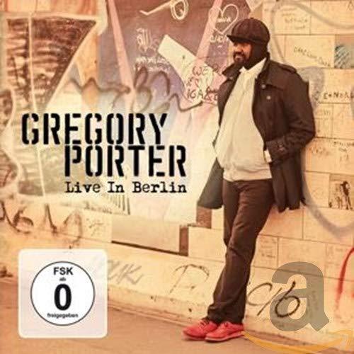 Gregory Porter: Live in Berlin [CD + DVD]